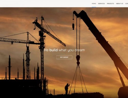 Construction company going digital – BR